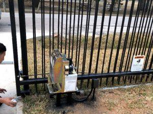 Sliding Gate Repair Spring